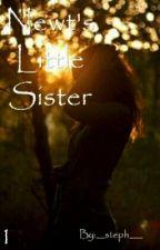 Newts Little Sister (The Maze Runner) by __steph___