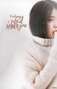 I Need You | Taehyung cover