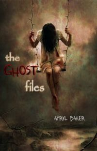 The Ghost Files cover