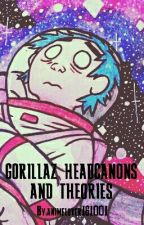 Gorillaz Theories and Headcanons (Closed For Now. Got Bored Writing These.) by 2DGorillazOfficial