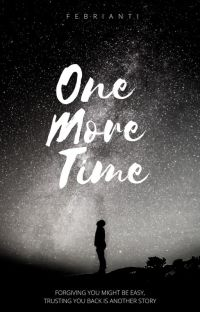 ONE MORE TIME cover