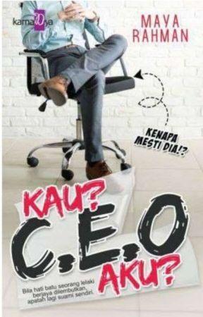 KAU? CEO AKU? by MayaRahman93
