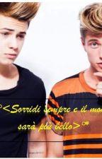 *°<Sorridi sempre e il mondo sarà più bello>°* by SerenaD00