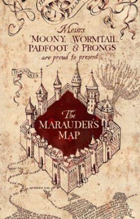 Marauders Messaging by sonnetnumber69