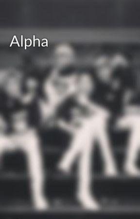 Alpha by Cupcakesandcookies