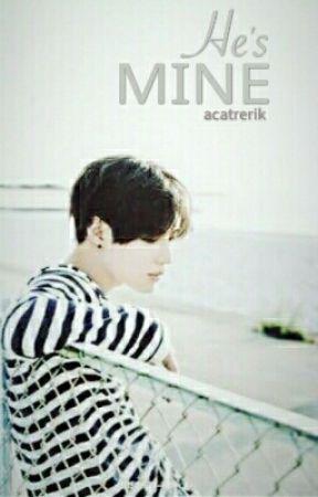 He's Mine by acatrerick