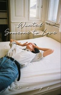 Wanted: SomeoneTo Love cover