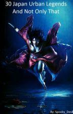 30 Japonských Legend A Nejen To od Spooky_Devil
