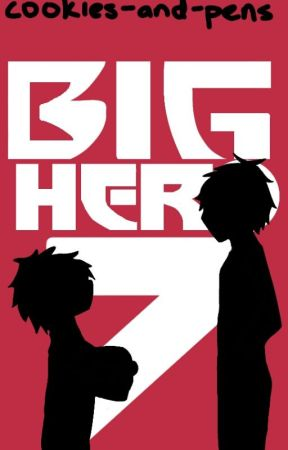 Big Hero 7 by cookies_and_pens