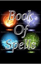 Book of Spells by MidnightShadows333