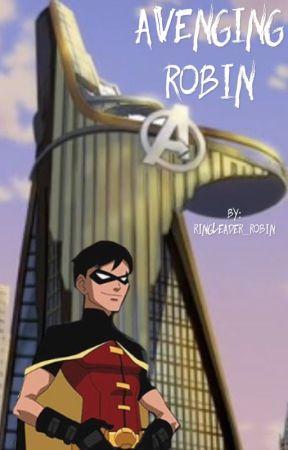 Avenging Robin by RingLeader_Robin