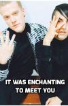 It Was Enchanting To Meet You [scomiche scömìche] cover