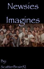 Newsies Imagines by ScatterBrain52