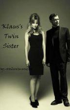 Klaus' Twin Sister by xxACruzxx