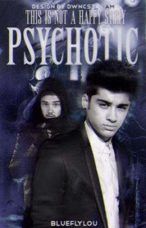 PSYCHOTIC • [Mpreg - Ziam Mayne]  by blueflylou