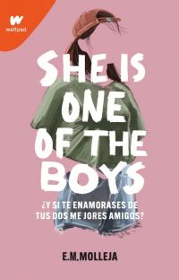 She is One of the Boys [Versión borrador] [Completa ✔️] [Disponible En Papel] cover