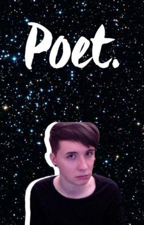 poet.  ➸ phan by paintlester
