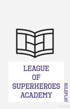 League of Superheroes,a roleplay by shades0fblu3