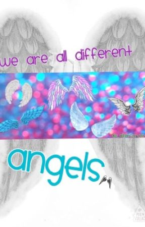We are all Different Angels -MCYT AU- by De_AlterSorcerer