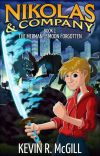 Nikolas and Company Book #1: The Merman and The Moon Forgotten cover