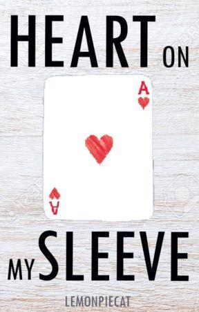 Heart On My Sleeve || l.s. by lemonpiecat