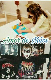 Amor De Niños    Andy Biersack    cover