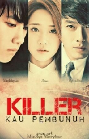 KILLER.. by MinSya115