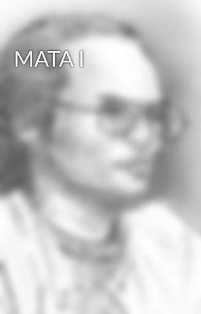 MATA I by AKUNDAstudio