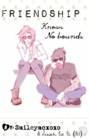 Friendship Knows No Bounds (a sasusaku fan fic) by smileymcxoxo