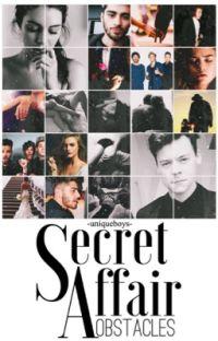 Secret Affair: Obstacles cover