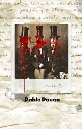 A Sombra de dois mundos by PabloPavan