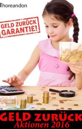 Geld zurück Aktionen 2016 by devcon1
