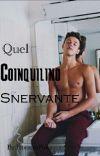 Quel Coinquilino Snervante - DAL 18 APRILE IN LIBRERIA! cover