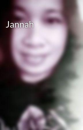 Jannah by JelyanComiso
