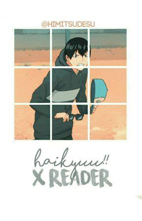 Haikyuu X Reader by himitsumints
