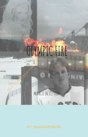 Olympic Fire [Miracle on Ice] by SloveniaReader95