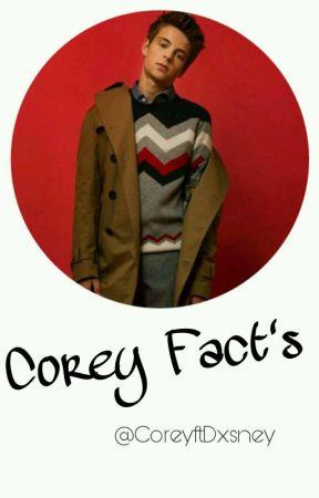 Corey Fact's by CoreyftDxsney