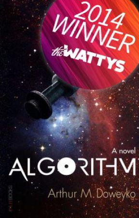 Algorithm - Book 1 - The Medallion by aweyken