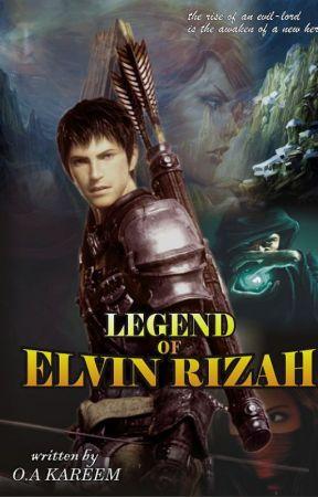Legend of Elvin Rizah by Gentlepen