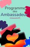 Programme des Ambassadeurs cover