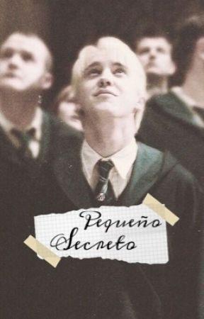 Pequeño Secreto | Draco Malfoy by brightestxxwitch