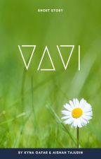 Vavi. [√] by kyna_gafar