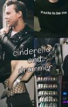 cinderella and drummer. a.i. cover
