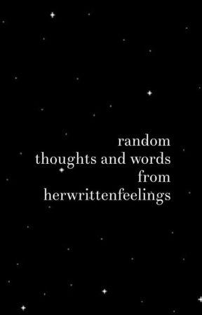 herwrittenfeelings by herwrittenfeelings