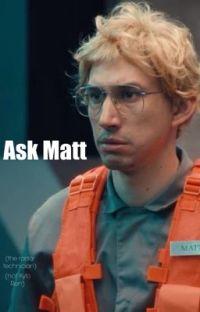 Ask Matt cover