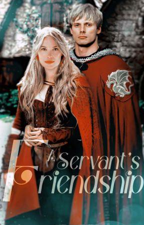 A SERVANT'S FRIENDSHIP | ARTHUR PENDRAGON ¹ by MissHiraeth98