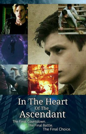 In The Heart Of The Ascendant (Book #3) by HockeyPuckell