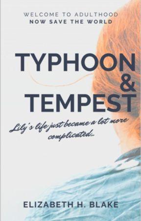 Typhoon & Tempest by LibbyBlake