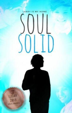 Soul Solid (l.s. au spirit!louis) by LarryIsMyHome