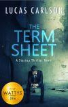 The Term Sheet   Wattys 2016 Winner cover